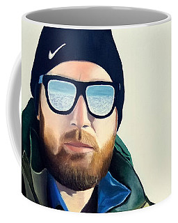 The Climber Coffee Mug
