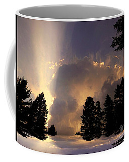 The Cloud Coffee Mug