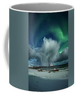 The Cloud I Coffee Mug