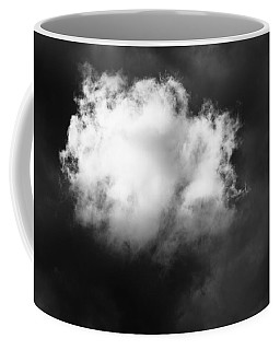 Coffee Mug featuring the photograph The Cloud by Mary Lee Dereske