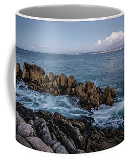 The Coast At Dusk No.2 Coffee Mug