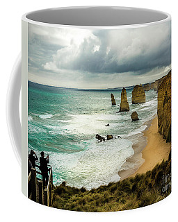 The Coast Coffee Mug by Perry Webster