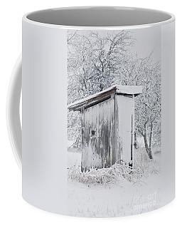 The Coldest Fifty Yard Dash Coffee Mug
