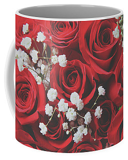 The Color Of Love Coffee Mug by Laurie Search