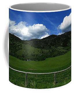 Blue Sky Kind Of Day Coffee Mug