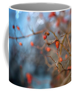 The Color Of Winter Coffee Mug