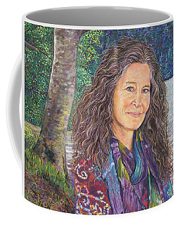 The Color Violet Coffee Mug