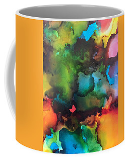 The Color Wheel Coffee Mug