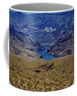 The Colorado River  Coffee Mug