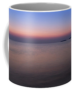 Dawn At The Mediterranean Sea Coffee Mug