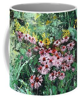 Coneflowers  Garden Coffee Mug