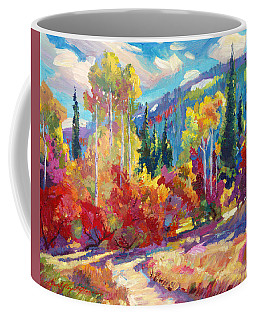 The Colors Of New Hampshire Coffee Mug