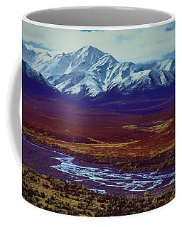 The Colors Of Toklat River Coffee Mug