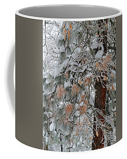 The Colors Of Winter Coffee Mug