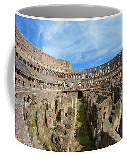 The Colosseum Coffee Mug
