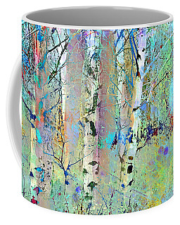 The Colouring Book In The Forest Coffee Mug