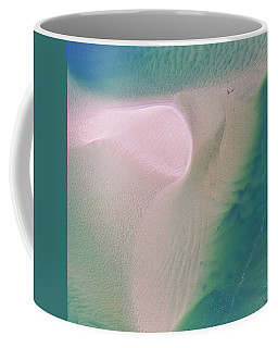 Coffee Mug featuring the photograph The Colours And Patterns Of The Noosa River by Keiran Lusk
