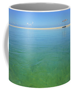 The Colours Of Paradise On A Summer Day Coffee Mug
