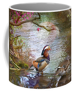 Coffee Mug featuring the photograph The Colours Of Spring by LemonArt Photography