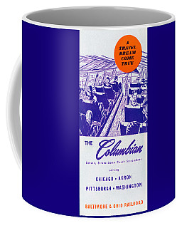 The Columbian Coffee Mug