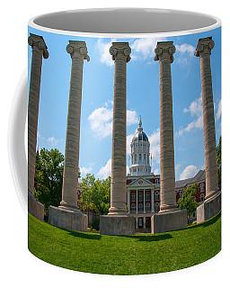 The Columns Coffee Mug