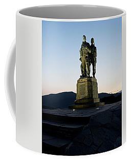 The Commando Memorial Coffee Mug