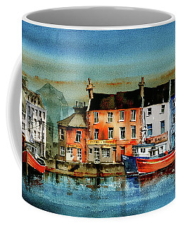 The Commercial Docks, Galway Citie Coffee Mug