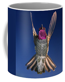 The Conductor Of Hummer Air Orchestra Coffee Mug