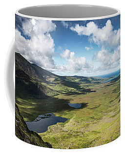 The Conor Pass, Co Kerry. Coffee Mug