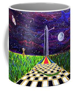 The Cooornfffield Coffee Mug