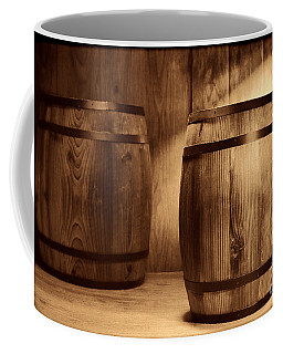 The Coopersmith Shop Coffee Mug by American West Legend By Olivier Le Queinec
