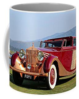 The Copper Kettle Rolls-royce Coffee Mug