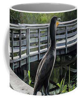 The Cormorant Coffee Mug