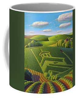 The Corn Palace Coffee Mug