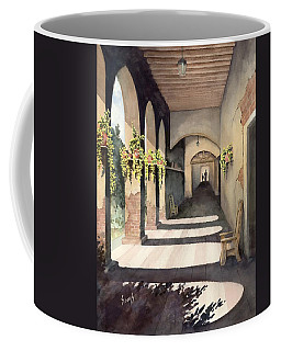 The Corridor 2 Coffee Mug