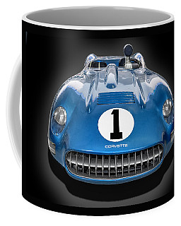 The  1957 Corvette Ss Coffee Mug