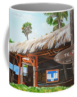 The Cottage On Siesta Key Coffee Mug
