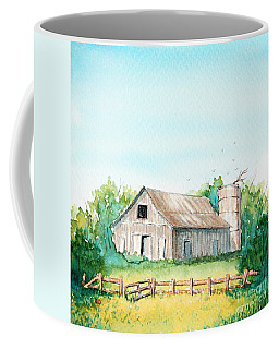 The Country Way Coffee Mug