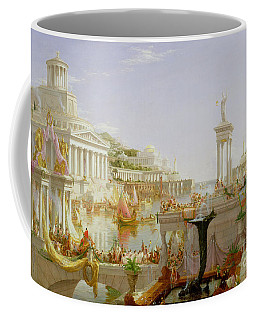 The Course Of Empire - The Consummation Of The Empire Coffee Mug