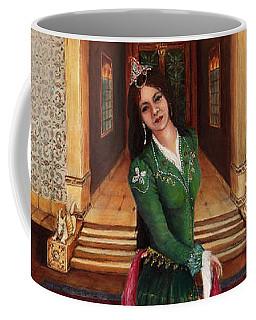 The Court Dancer Coffee Mug
