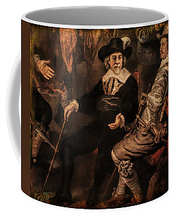 The Court Debate Coffee Mug