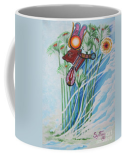 Blaa Kattproduksjoner           The Cow Goddess - Hathor Coffee Mug