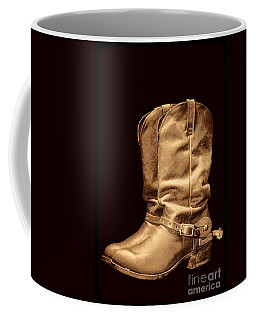 The Cowboy Boots Coffee Mug
