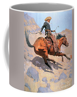 The Cowboy Coffee Mug