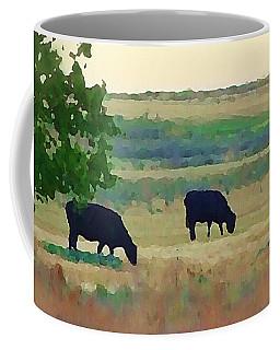The Cows Next Door Coffee Mug