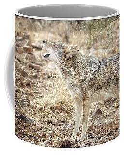 The Coyote Howl Coffee Mug