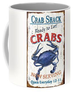 The Crab Shack Coffee Mug