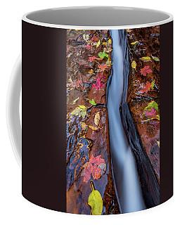The Crack Coffee Mug