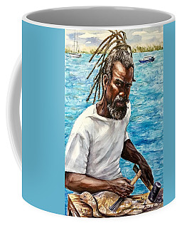 The Craftsman Coffee Mug