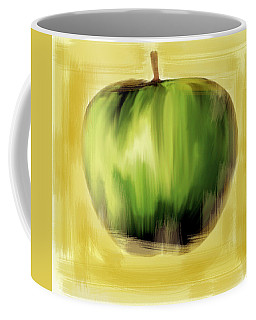 The Creative Apple  Coffee Mug